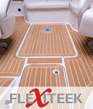 Flexiteek decking logo