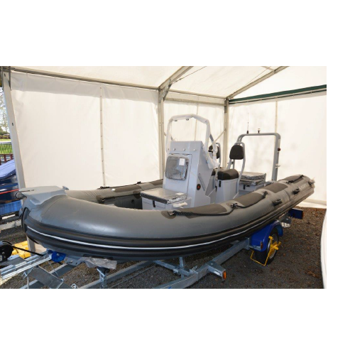 Highfield OM500 RIB for Sale now at Farndon Marina