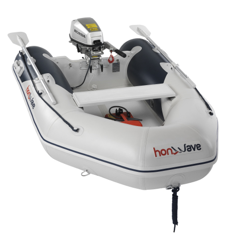 Honwave T24-IE2 Air V-Floor inflatable boat for sale