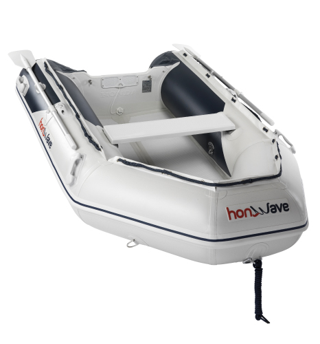 Honwave T27-IE2 Air V-Floor inflatable boat for sale
