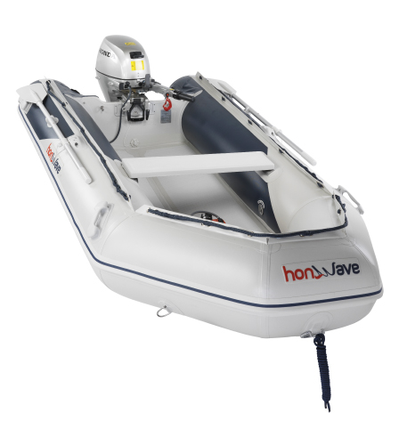 Honwave T32-IE2 Air V-Floor inflatable boat for sale