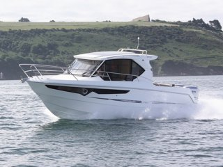 Galia 750 Portside View