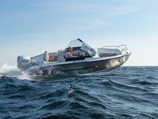 Silver Hawk BR 540 For Coastal Fun