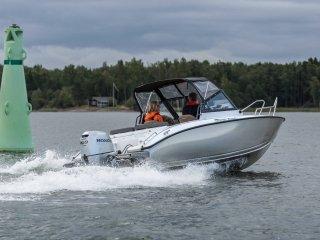 Silver® Shark BR 580