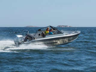 Eagle BR 200hp Honda Outboard