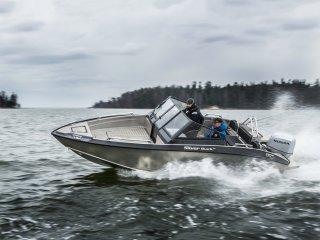 Silver® Shark BRX 580 Performance Boat